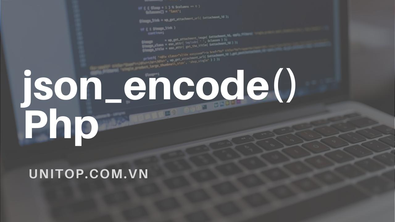 json-encode-php