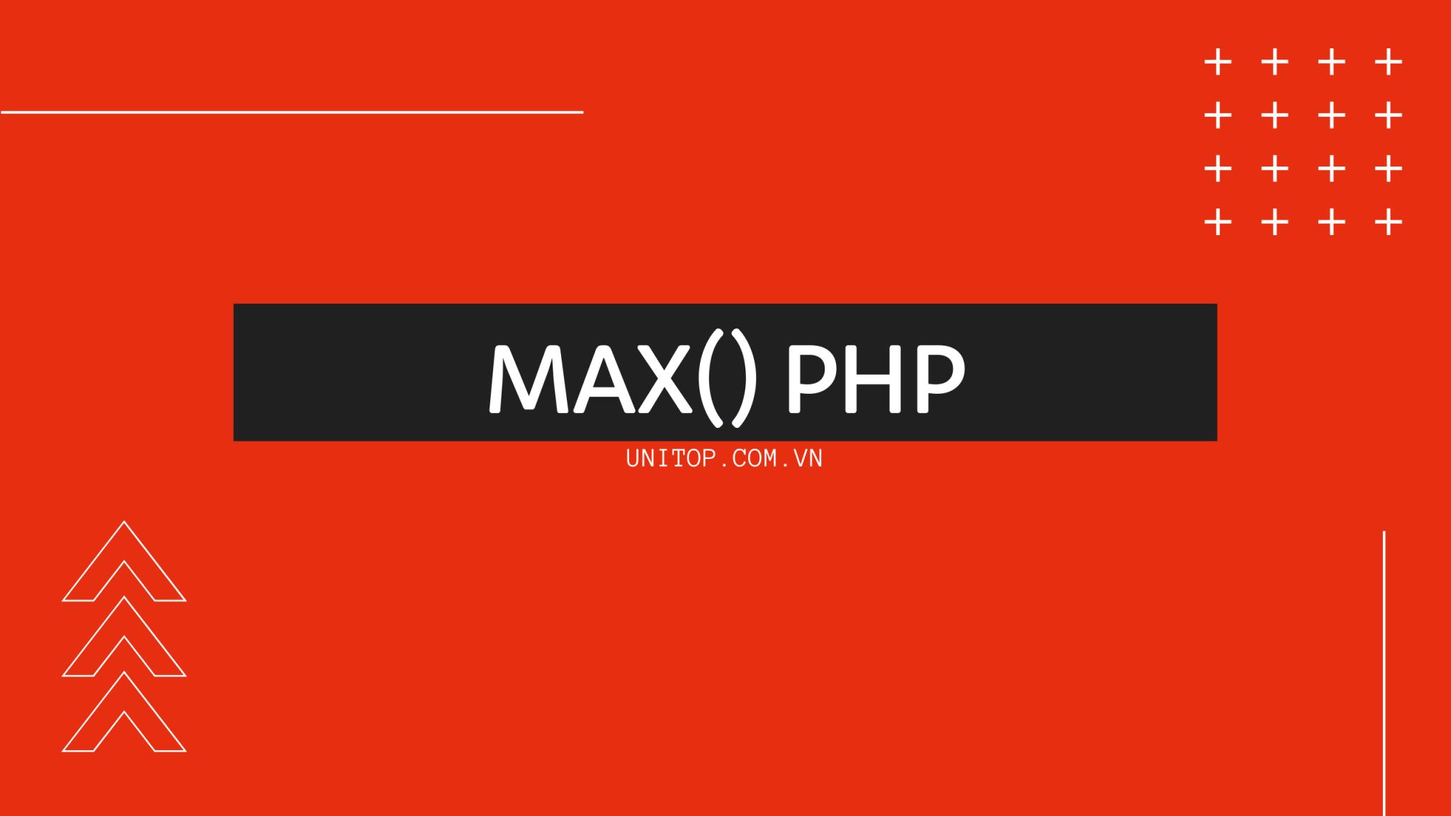 max-php-unitop