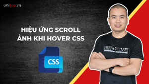Hover scroll ảnh trong css